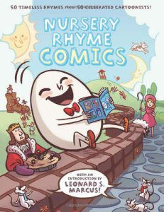 Nursery Rhyme Comics Official Pic