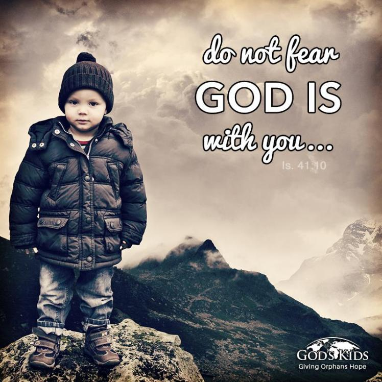 Do not Fear, God is with You
